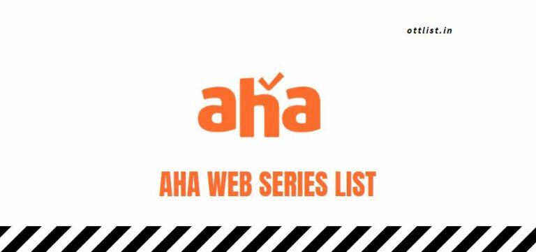 aha web series list