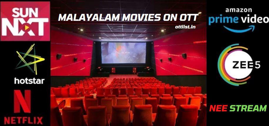 Upcoming Malayalam Movies on OTT Platform