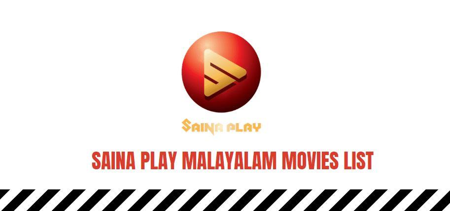 saina play malayalam movies list