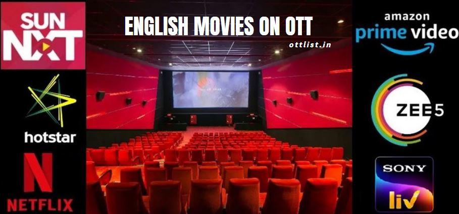english movies on ott 2021