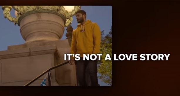 its not a love story ott release date