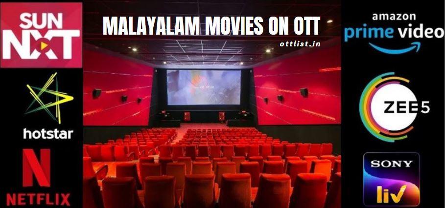 malayalam movies on ott